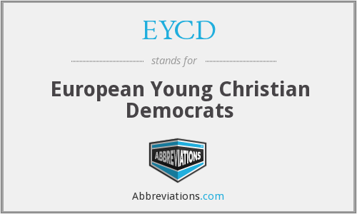 EYCD - European Young Christian Democrats