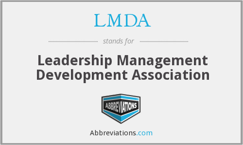 LMDA - Leadership Management Development Association