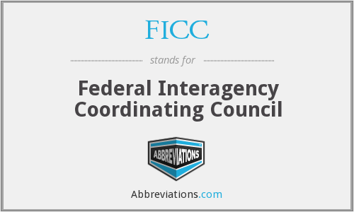 FICC - Federal Interagency Coordinating Council