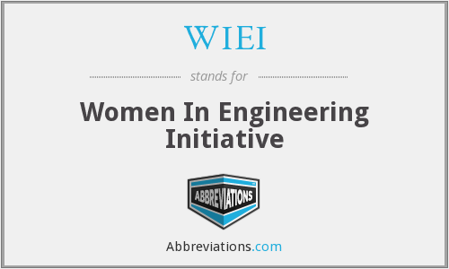What does WIEI stand for?
