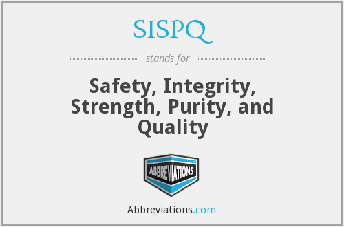 What does SISPQ stand for?