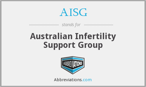 AISG - Australian Infertility Support Group