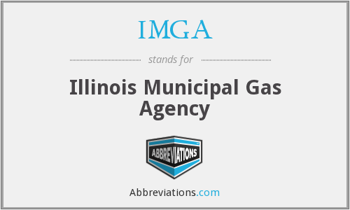 IMGA - Illinois Municipal Gas Agency