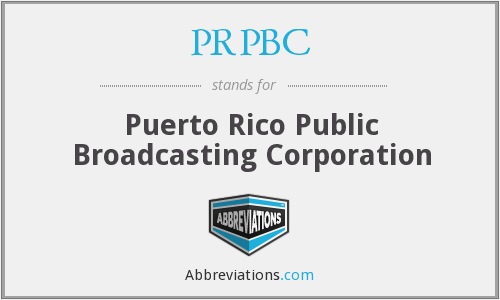 What does PRPBC stand for?