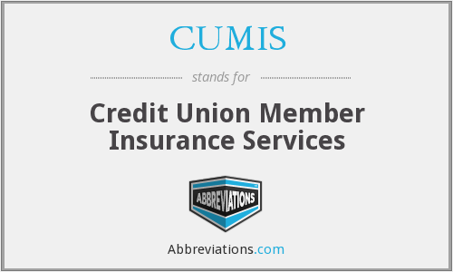 CUMIS - Credit Union Member Insurance Services