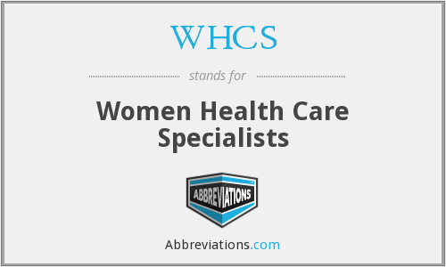 WHCS - Women Health Care Specialists