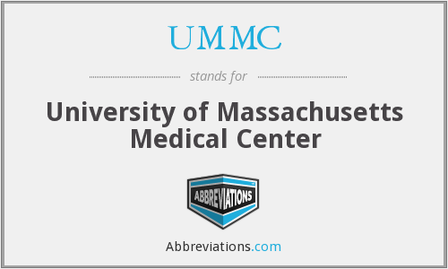 UMMC - University of Massachusetts Medical Center