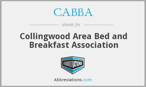 CABBA - Collingwood Area Bed and Breakfast Association