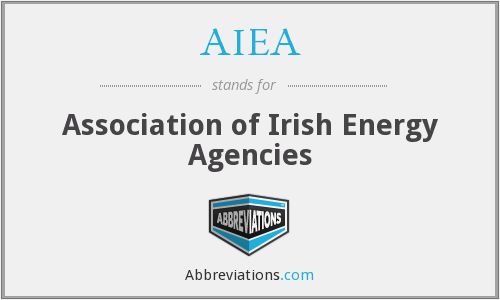 AIEA - Association of Irish Energy Agencies