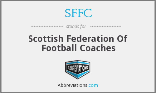 SFFC - Scottish Federation Of Football Coaches