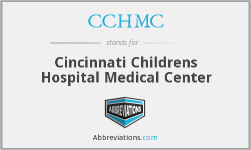 CCHMC - Cincinnati Childrens Hospital Medical Center