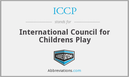ICCP - International Council for Childrens Play