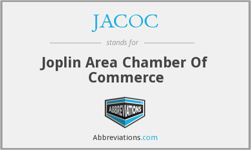 JACOC - Joplin Area Chamber Of Commerce