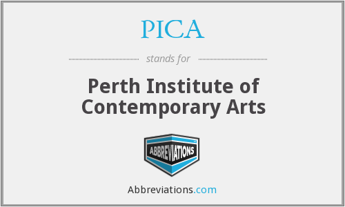 PICA - Perth Institute of Contemporary Arts