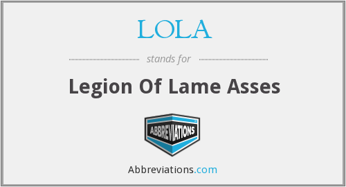 What does LOLA stand for?