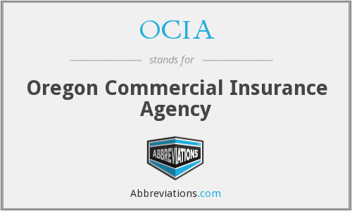 OCIA - Oregon Commercial Insurance Agency