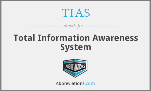 What does TIAS stand for?