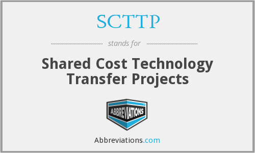 What does SCTTP stand for?