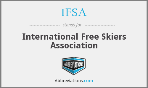 IFSA - International Free Skiers Association