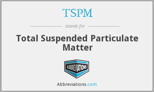 What does TSPM stand for?