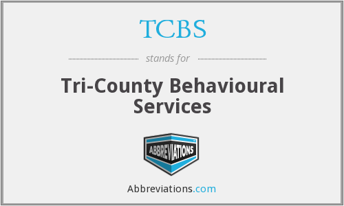TCBS - Tri-County Behavioural Services
