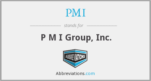 PMI - P M I Group, Inc.