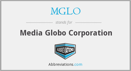 What does MGLO stand for?