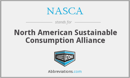 NASCA - North American Sustainable Consumption Alliance