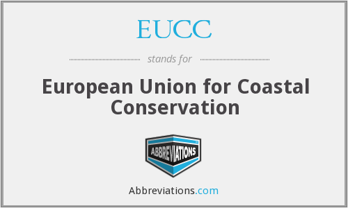 EUCC - European Union for Coastal Conservation