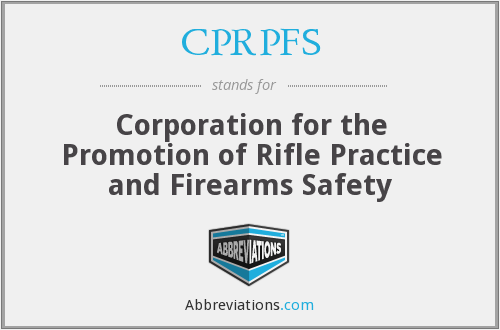 What does CPRPFS stand for?