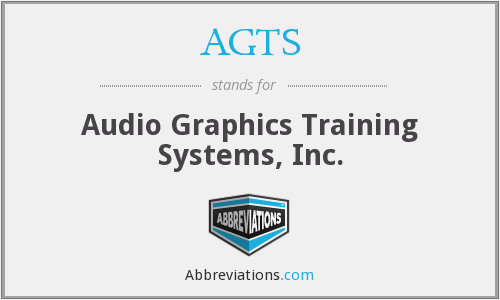 AGTS - Audio Graphics Training Systems, Inc.