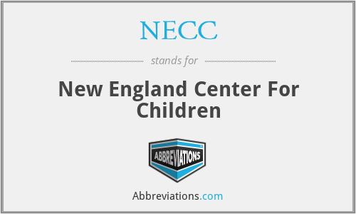 NECC - New England Center For Children