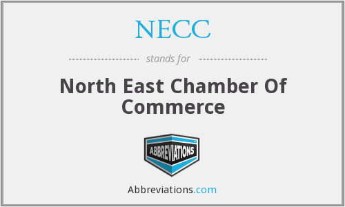 NECC - North East Chamber Of Commerce