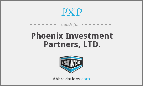 What does PXP stand for?