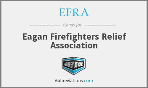 EFRA - Eagan Firefighters Relief Association
