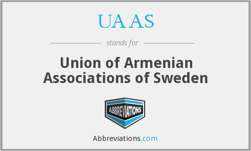 UAAS - Union of Armenian Associations of Sweden