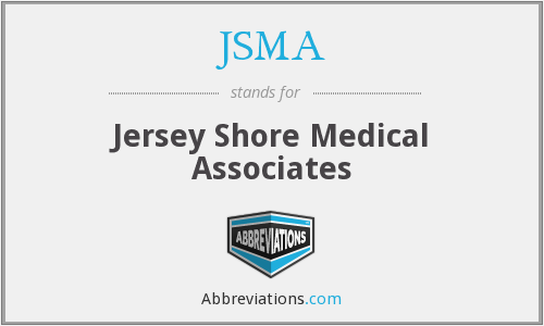JSMA - Jersey Shore Medical Associates