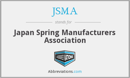 What does JSMA stand for?