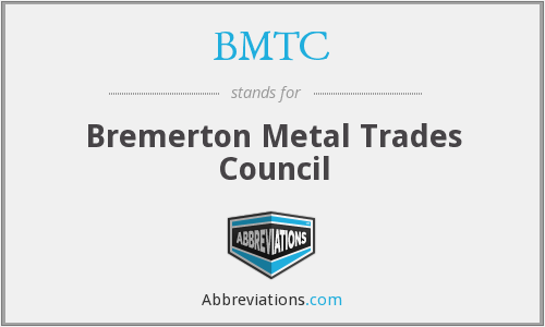 BMTC - Bremerton Metal Trades Council