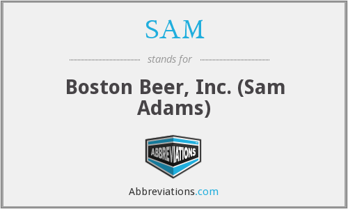 SAM - Boston Beer, Inc. (Sam Adams)
