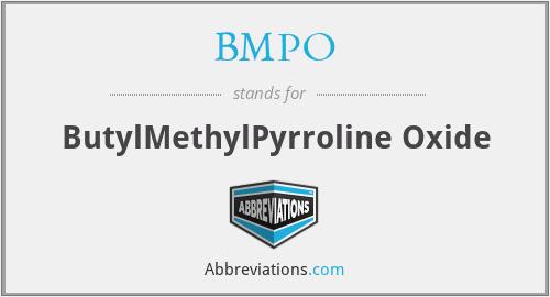 BMPO - Butyl Methyl Pyrroline Oxide