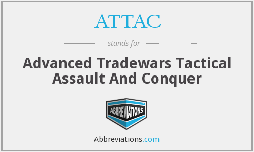 What does ATTAC stand for?