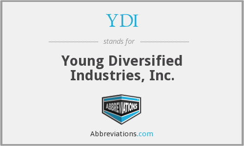YDI - Young Diversified Industries, Inc.
