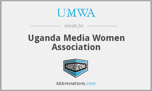 UMWA - Uganda Media Women Association