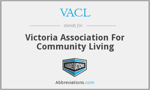VACL - Victoria Association For Community Living