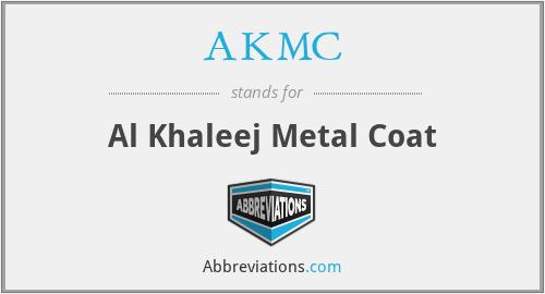 AKMC - Al Khaleej Metal Coat