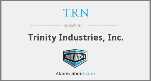 TRN - Trinity Industries, Inc.