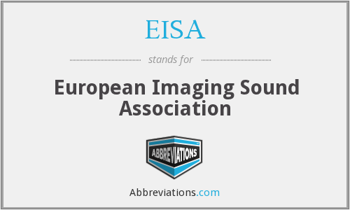 EISA - European Imaging Sound Association