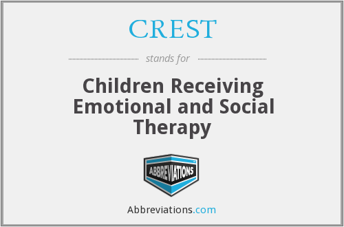 CREST - Children Receiving Emotional and Social Therapy