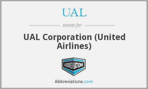 What does UAL stand for?